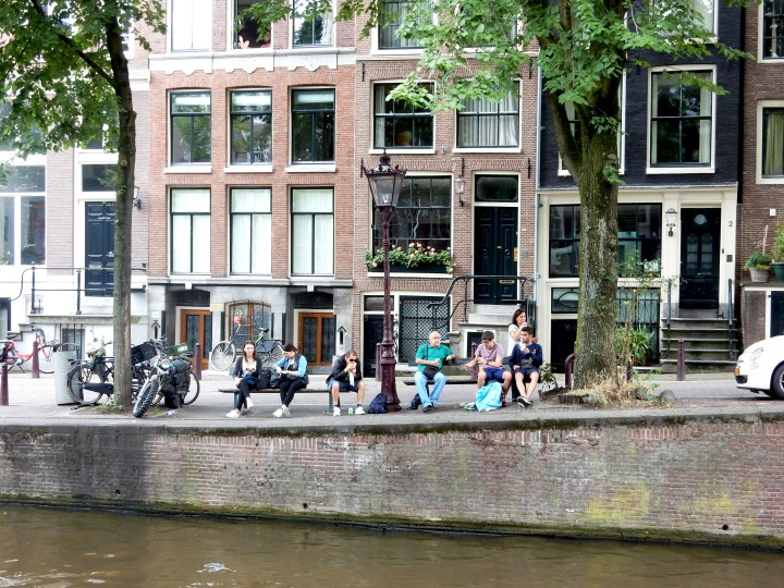 'The Fault in Our Stars' Locations in Amsterdam