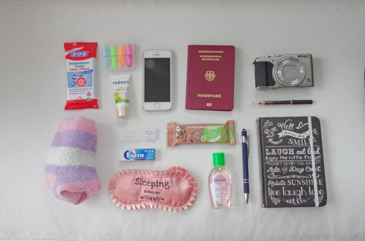 travel essentials