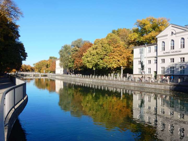 Fall time in Munich (photo diary)