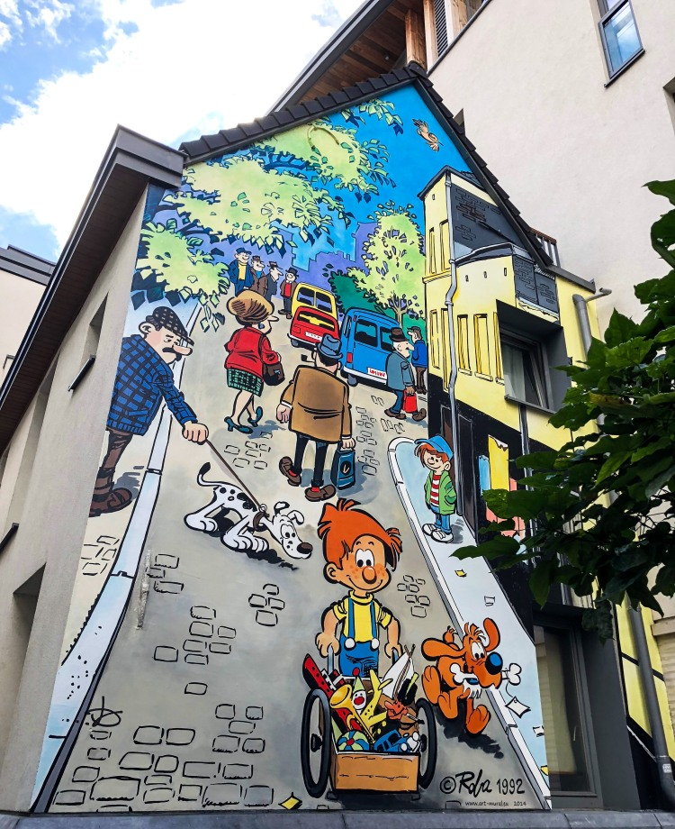 Brussels_comic_house