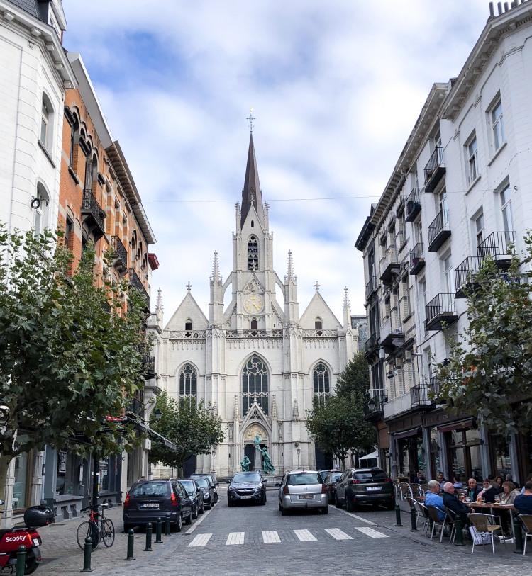Brussels_church