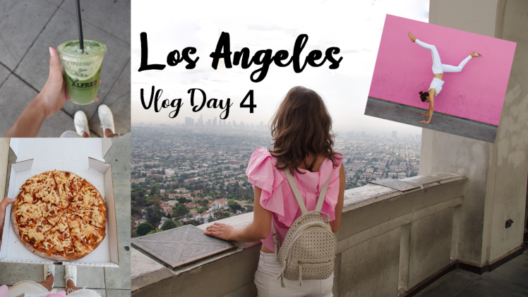 Los Angeles_collage_vlog