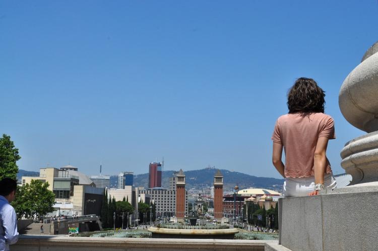 Barcelona_Monjuic_view