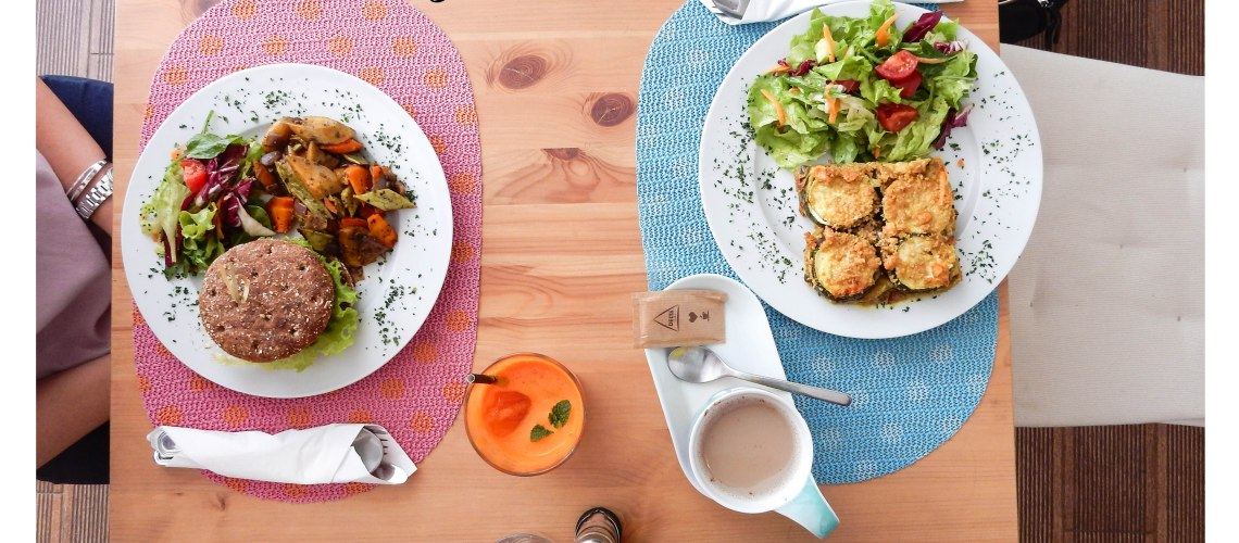 Vegan Algarve Food Guide Header