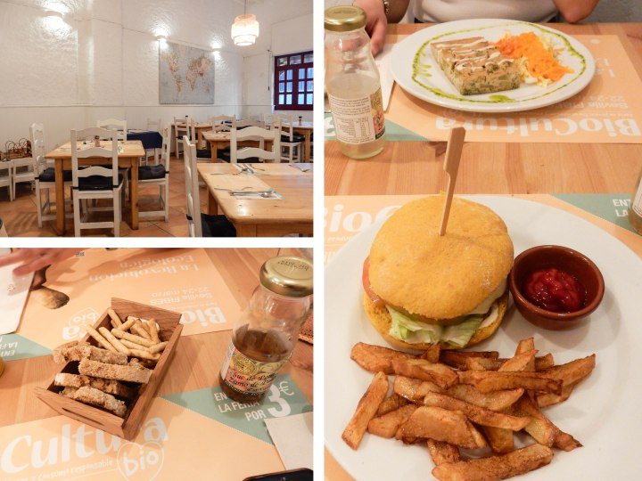 Gaia Vegan Restaurant Sevilla