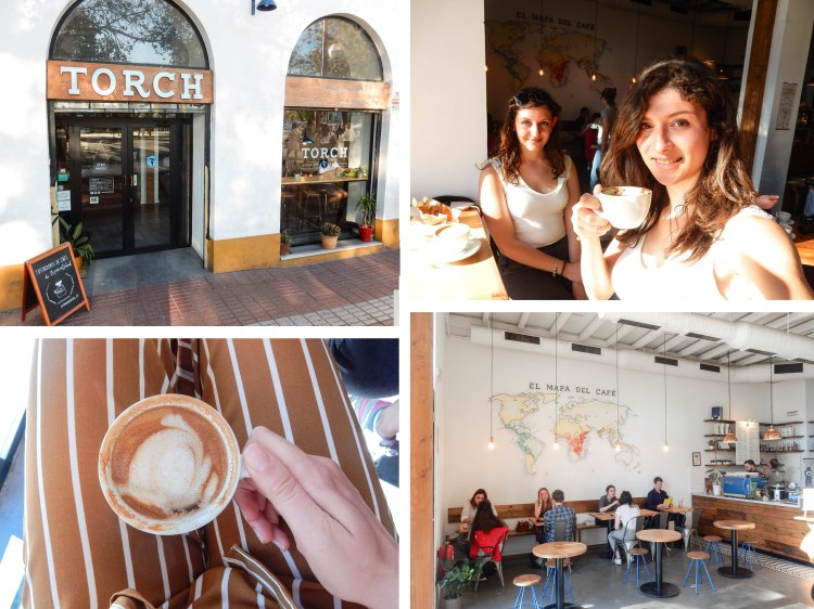 Torch Coffee Roasters Sevilla
