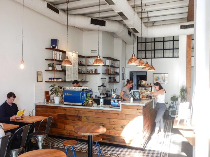 Torch Coffee Roasters Sevilla