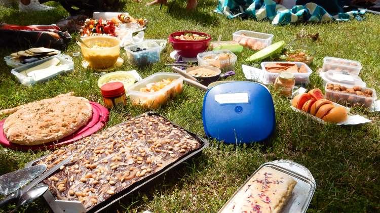 vegan picknick Bonn