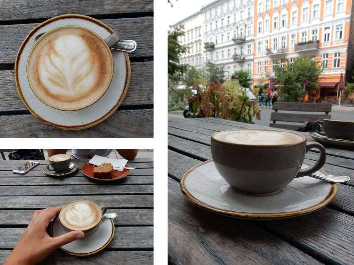Café Krone Berlin coffee guide