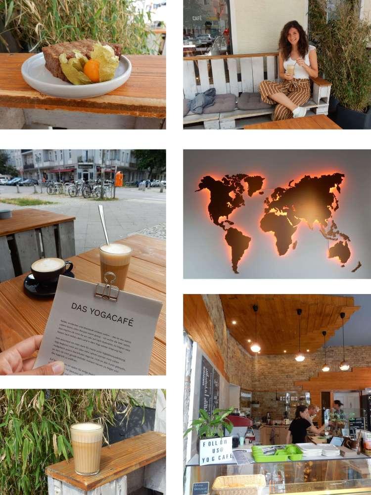 Yoga Café Berlin coffee guide