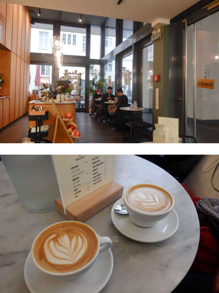 The Visit Kaiserhöfe Berlin coffee guide