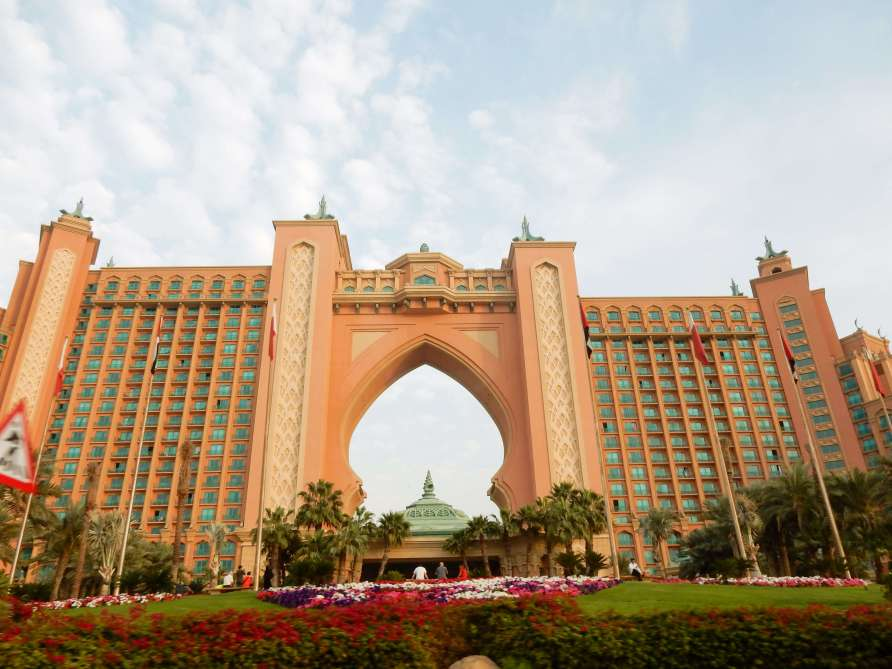 The Palm Atlantis Jumeirah Dubai Hotel