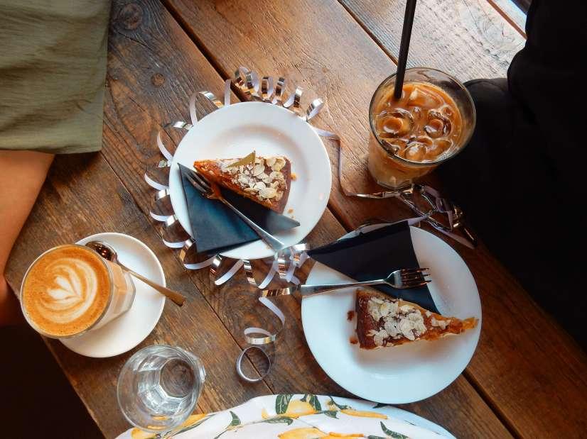 coffeegang cake bachelor celebration