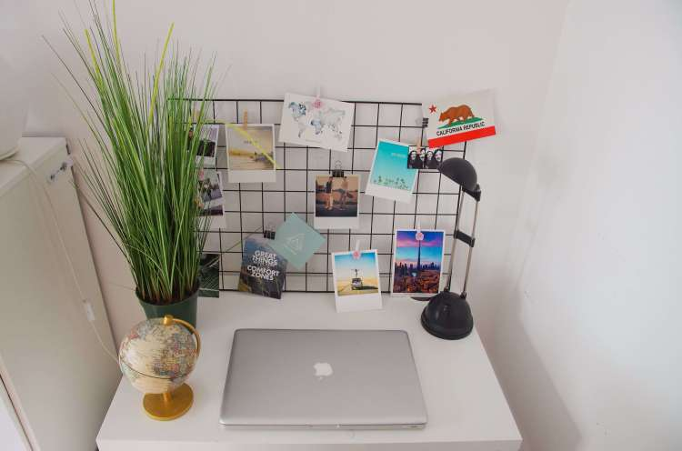 desk interior inspiration
