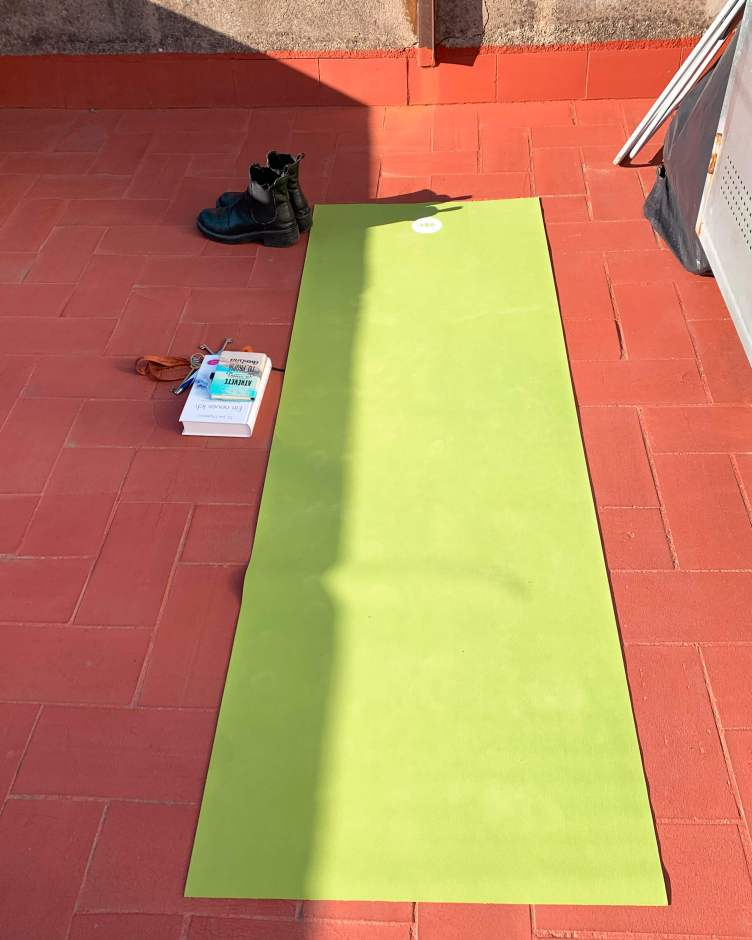 yoga-journaling