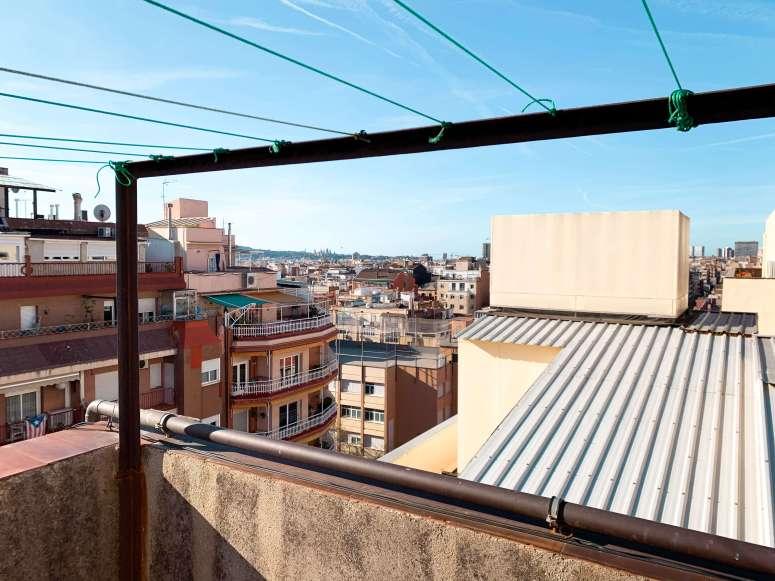 Barcelona-rooftop-view